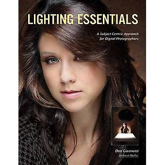 Lighting Essentials - A Subject-Centric Approach to Lighting for Digit