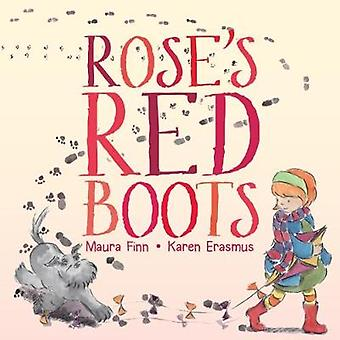 Rose's Red Boots by Maura Finn - 9781912076970 Book