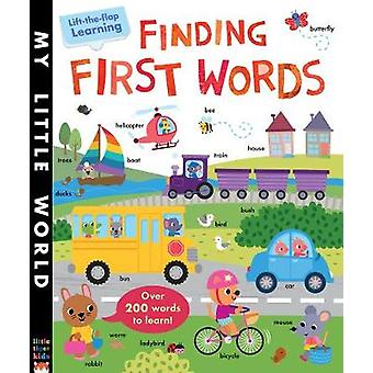 Finding First Words von Fhiona Galloway