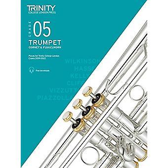 Trumpet - Cornet & Flugelhorn Exam Pieces 2019-2022 Grade 5 by Tr