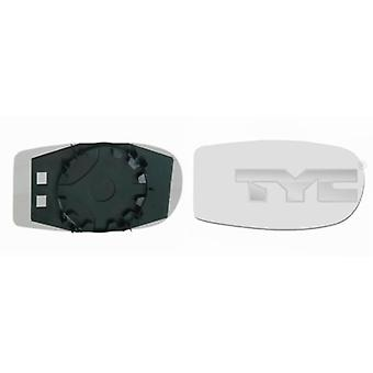 Left / Right Mirror Glass (not heated) & Holder for FIAT PUNTO Van 2000-2005