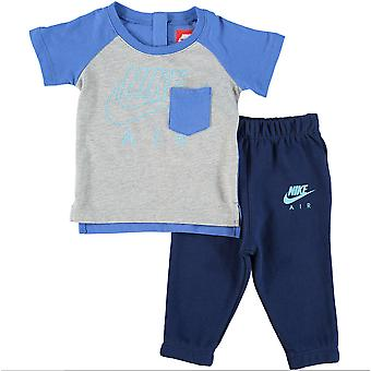 Nike Air Kinder trainingspak, T-Shirt & broek