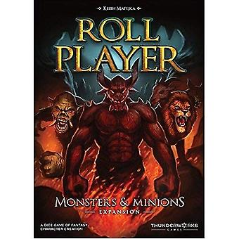 Roll Player Monsters & Minions Expansion Pack
