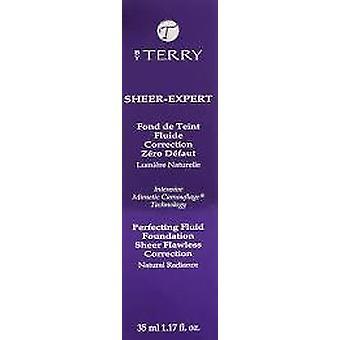 By Terry Cover expert Perfecting Fluid Foundation SPF15 35ml-varm koppar