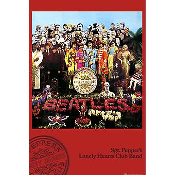 Die Beatles-Sgt Pepper Maxi Poster 61x91.5cm