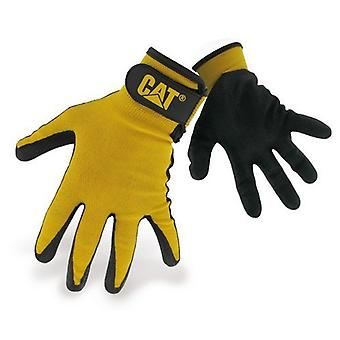 Caterpillar Mens Nitrile Coated Glove