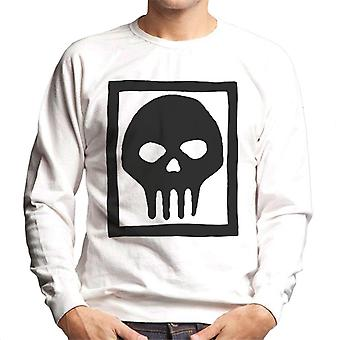 The Phantom Skull Ring Logo Men's Sweatshirt