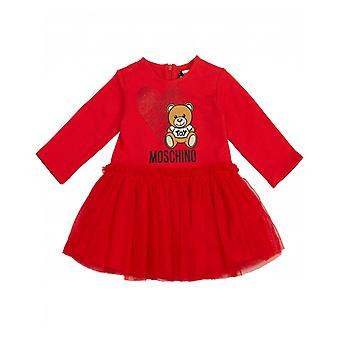 Moschino Moschino Kinder Netted Partykleid