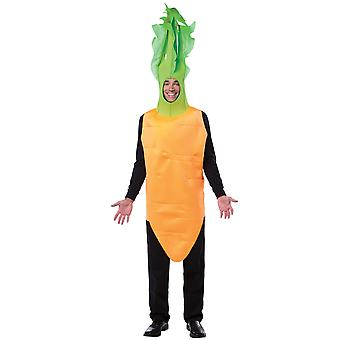 Carrot Top Easter Fun Food Veggie Vegetable Womens Mes Couples Costume OS