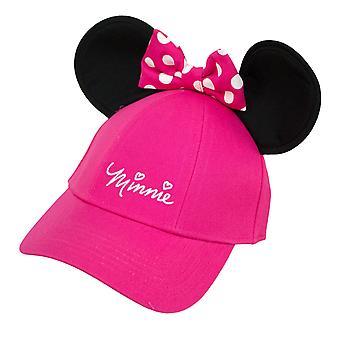 Chapéu de orelhas Minnie Mouse jovens meninas