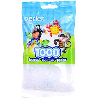 Perler Fun Fusion Beads 1000 Pkg Clear Pbb80 19 19019