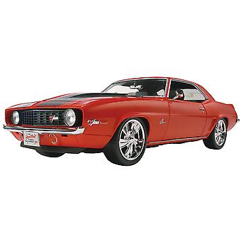 Plastic Model Kit '69 Camaro Z 28 2 In 1 1:25 85 2148