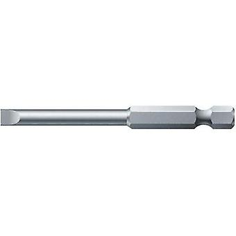 Slotted - deep hole bit - 89 mm Wera 05059490001 6.5 mm 6.3 mm (1/4 ), DIN 3126-E 6,3, ISO 1173 · Drive: DIN 5264-C, IS