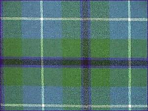 Douglas, Ancient - Pure Wool Tartan