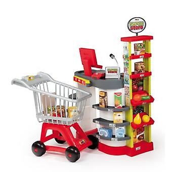 Smoby Super Store + Cart (Kids , Toys , Imitation , Professions , Assistants)