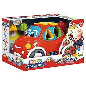 Clementoni Vito shapes and colors (Toys , Preschool , Puzzles And Blocs)