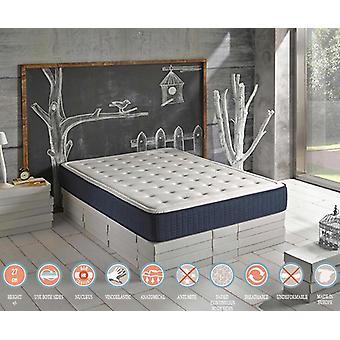 Viscoelastic luxury memory comfort mattress 150 x 190
