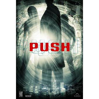Push Movie Poster (11 x 17)