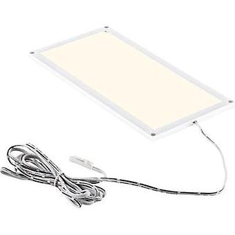LED panel 9 W Warm white Heitronic Fino 27014