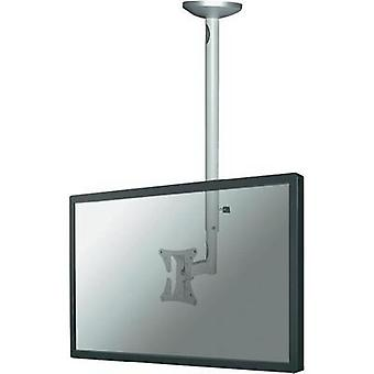 TV ceiling mount 25,4 cm (10) - 76,2 cm (30) Swivelling/tiltable NewStar Products FPMA-C050SILVER