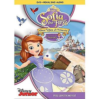 Sofia the First: Once Upon a Princess [DVD] USA import