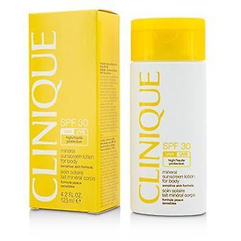Clinique Mineral Sunscreen Lotion For Body SPF 30 - Sensitive Skin Formula - 125ml/4oz