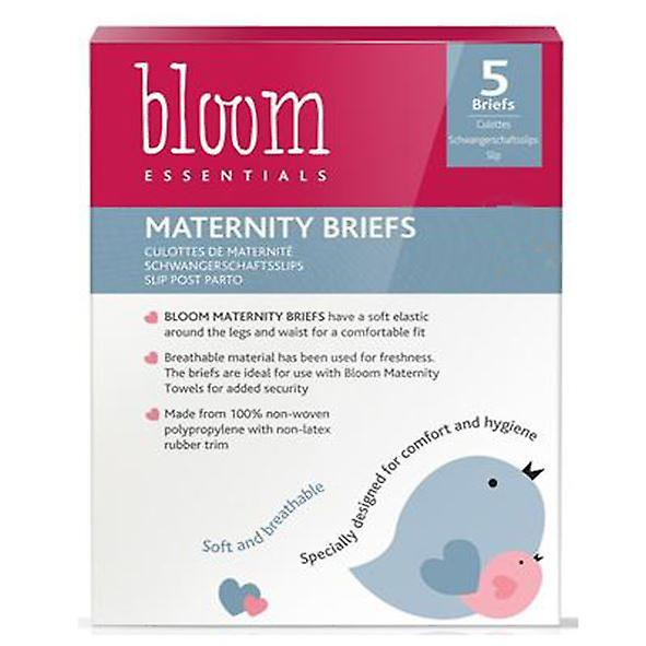 Bloom Essentials Disposable Maternity Briefs