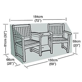 Polyester Companion Seat Cover Garden Furniture Protector High Quality