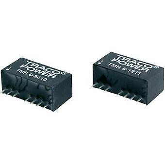 DC/DC converter (print) TracoPower 12 Vdc 24 Vdc 250 mA 6 W No. of outputs: 1 x