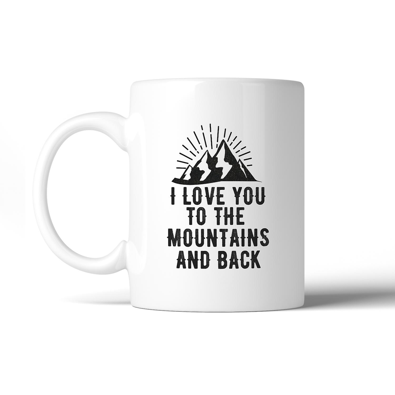 Et Couples De À Mignon Café Montagne Idées Pour Randonnée Retour Tasse Cadeau DHeWE2I9Y