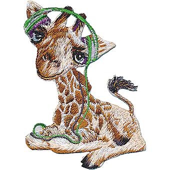 C&D Visionary Patch-Giraffe 2.5