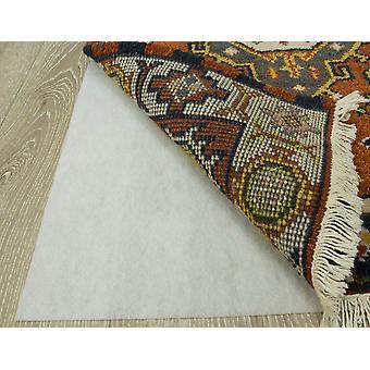 Dubbla Fleece Anti-Slip Matta underlag Pack