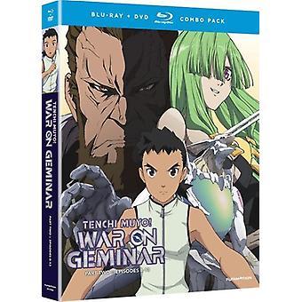 Tenchi-Tenchi Muyo guerra su Geminar: importazione USA parte 2 [Blu-ray]