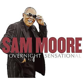 Sam Moore - import USA Overnight sensacyjne [CD]