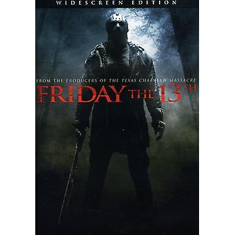 Friday the 13th (2009) [DVD] USA import