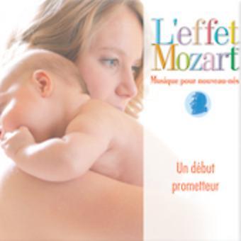 L'Effet Mozart Musique hæld Nouveau - L'Effet Mozart: Musique hæld Nouveau-Nes FN 's Debut Prom [CD] USA import