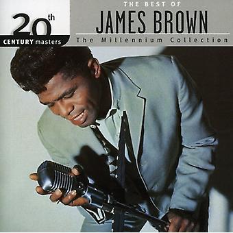 James Brown - importación de Estados Unidos del Milenio colección 20th siglo maestros [CD]