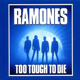 Ramones - Too Tough to Die [CD] USA import