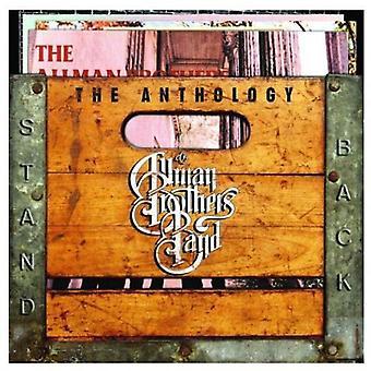 Allman Brothers Band - stå tilbage: Antologi [CD] USA import