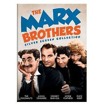 Marx Brothers Silver Screen Collection [DVD] USA import