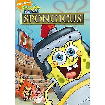 Spongebob Squarepants - Spongicus [DVD] USA import