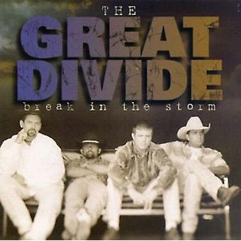Great Divide - Break in the Storm [CD] USA import