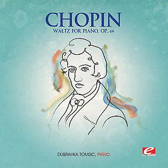 F. Chopin - Waltz for Piano Op 64 [CD] USA import