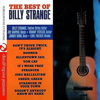 Billy Strange - import USA najlepsze z Billy dziwne [CD]