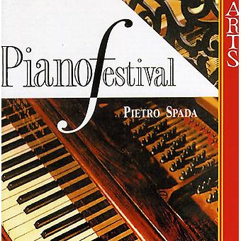 Pietro Spada - Piano Festival [CD] USA import