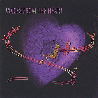 ハート - ハートからの声 [CD] USA 輸入からの声