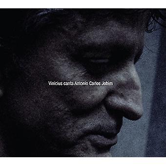 Vinicius Cantuaria - Vinicius Canta Antonio Carlos Jobim [CD] USA import