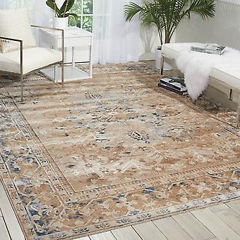 Malta Rugs Mai05 By Kathy Ireland In Taupe