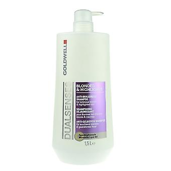 Goldwell DS bionde & Highlights Shampoo