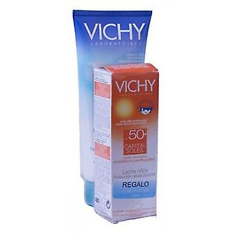 Vichy IP50 Capital Soleil Children Milk 300Ml (Childhood , Sun protection)